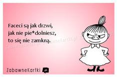 Stylowi.pl - Odkrywaj, kolekcjonuj, inspiruj Scary Funny, Funny Memes, Jokes, Man Humor, Motto, Quotations, Haha, Funny Pictures, Wisdom
