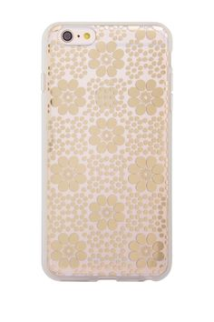 Crochet Floral iPhone 6 Plus Case  by SONIX on @nordstrom_rack