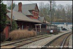 Baldwin Station - Sykesville
