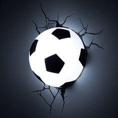 3D Light FX Soccer Ball 3D Deco/Night Light