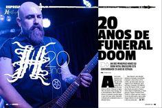 O HELLLIGHT teve uma entrevista publicada na nova edição, número 64, da revista digital October Doom. Como não poderia ser diferente, a entrevista foca nos 20 anos de carreira do grupo, um dos prin…