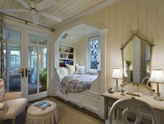Wat zou ik graag zo'n droomkamer hebben!