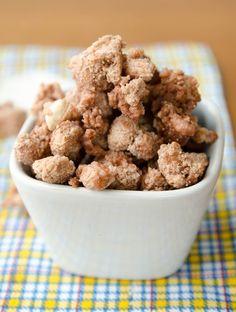 Amendoim Doce (Cri Cri de Amendoim) Amendoim com casquinha açucarada e canela, faça em casa este amendoim doce conhecido como amendoim cri cri