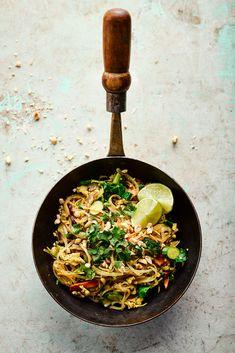 The Pool - Food and home - Vegan Pad Thai