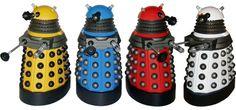 Remote Control Daleks
