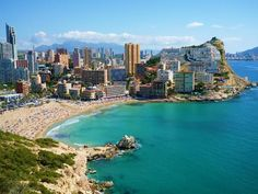 If everything works out, I'm going to be here next spring. Goal: get to Alicante.