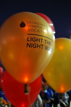 """""""Light the Night"""" walk from the Leukemia & Lymphoma Society. Was one of our favorite events in the Johnstown area. Leukemia And Lymphoma Society, Leukemia Awareness, Remembering Mom, Las Vegas, Childhood Cancer, I Survived, Nurse Gifts, A Team, Fundraising"""