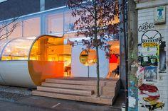 Second Home, London, 2014 - Selgascano Arquitectos