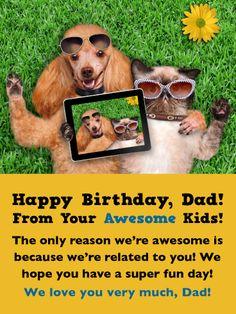 "Extra Large Cute Black Dog /"" BOYFRIEND /"" Birthday Cards ~ You/'re No1"