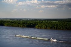 Mississippi River from Trail of Tears 06 28 2013