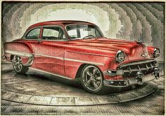 1954 Chevrolet Bel Air Rusty Cars, Gifts For Photographers, Chevrolet Bel Air, Square Photos, Flash Photography, Photo Checks, Simple Bags, Best Memories, Taking Pictures