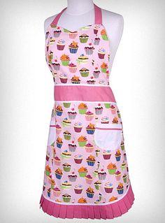 Cupcake apron!!