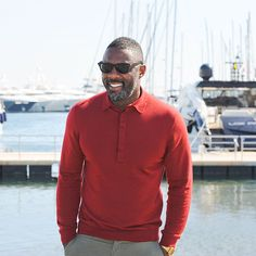 Star Tracks: Wednesday, April 15, 2015 | FRENCH PRESS | Idris Elba, who recently debunked rumors that he would be playing the next James Bond, attends a screening of his new documentary Mandela, My Dad and Me at the MIPTV upfronts in Cannes, France, on Tuesday.