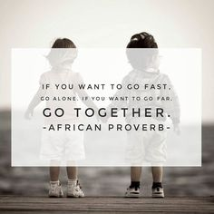 A good reminder. We're better together.  Inspiration for today's post comes from @thekentologist. Mom wife blogger awesome human being. Check out her stuff!  #sharethelove #sharepositivity