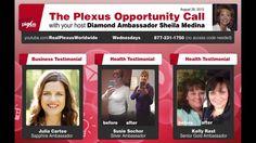 Plexus Opportunity Call | August 26th, 2015 #dplexuspower