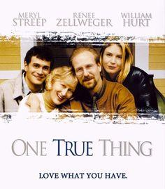 One True Thing (1998) - Meryl Streep, Renée Zellweger, William Hurt