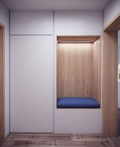 szafa w przedpokoju Home Interior Design, House Design, Interior Design, House Interior, Furniture, Small Spaces, Home, Interior, Home Decor