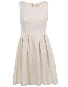Fever London - Krémové šaty s výšivkou Sahara - 1 Dresses For Work, Formal Dresses, Wedding Dresses, London, Design, Fashion, Dresses For Formal, Bride Dresses, Moda