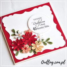 Galeria • Quilling.com.pl - kartki okolicznościowe & greeting cards