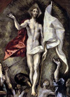 """El Greco - Resurrection  """"Whasssuuuuup?"""""""