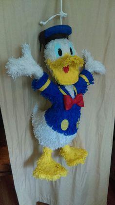 Pato donald piñata