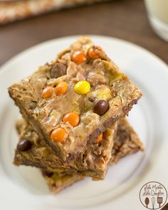 Reese's Pieces Magic Bars Recipe on Yummly