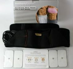 Promotional price in March. FDA cleared 2013 version HealthmateForever Tens Back Pain Relief Belt System: Flex Pro ab and back Belt + Pro-8AB electrotherapy device, powered by lithium rechargeable battery, Large LCD backlit display, battery level indicator, auto shut off timer, two outputs with independent intensity control, sports injury recovery, sore muscle relaxation, muscle excerc.... $199.99. FDA cleared, OTC for safety and effectiveness.. Battery level indicat...