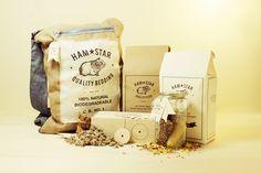 Hamstar Hamster Packaging on Behance