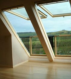 This would be great for a loft conversion