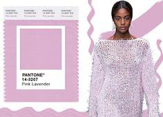 Цвет №5: Pink Lavender (Розовая лаванда)