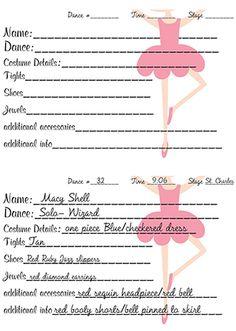 Use notecards to help organize your Dream Duffel Garment Bags! | #organizationinspiration