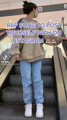 Ideas For Instagram Photos, Creative Instagram Photo Ideas, Instagram Photo Editing, Instagram Music, Instagram And Snapchat, Insta Instagram, Instagram Story Ideas, Good Vibe Songs, Mood Songs