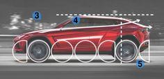 Lamborghini Urus concept (2012)
