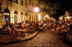 Sao Luis do Maranhao - centro historico - Brazil