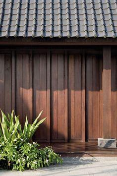 modernized vernacular / antonio citterio design for balinese resort