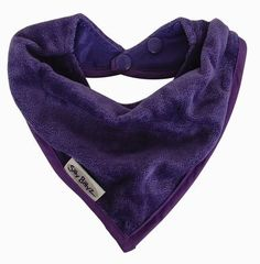 Silly Billyz Towel Bandana Bib, Purple, 0-2 Yrs by Silly Billyz, http://www.amazon.com/dp/B007OVA5JE/ref=cm_sw_r_pi_dp_d1ZJrb19A4GS0