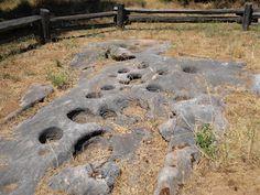 Chaw-Se, Indian Grinding Rocks near Jackson, CA