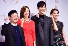 """Kim Tae-yong-I, Kim Ha-neul, Lee Won-geun and Yoo In-yeong in """"Misbehavior"""""""