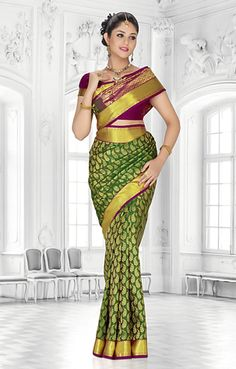 Sarees Online: Shop the latest Indian Sarees at the best price online shopping. From classic to contemporary, daily wear to party wear saree, Cbazaar has saree for every occasion. Latest Indian Saree, Indian Sarees Online, Silk Sarees Online, Wedding Silk Saree, Kanjivaram Sarees, Saree Shopping, Traditional Sarees, Party Wear Sarees, Sari