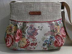 Kabelky - Crossbody kabelka -letné kvety - 8290080_ Fanny Pack, Diaper Bag, Bags, Fashion, Hip Bag, Handbags, Moda, Fashion Styles, Diaper Bags
