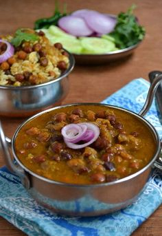 How to make chana masala dhaba style easy cook with food punjabi kala chana masala chole recipe indian khana forumfinder Images