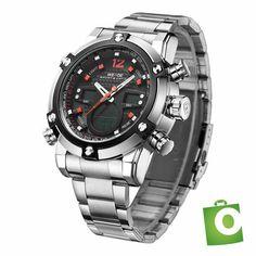 69e34169a7f7 Reloj Weide WH5203. Envío a todo  costarica  puravida Whatsapp 84485640 Moda  Hombre