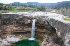 El Salt  #Matarraña en Teruel Places To Travel, Places To See, Countryside Hotel, Aragon, Spain Travel, Beautiful Landscapes, Tourism, Valencia, Portugal