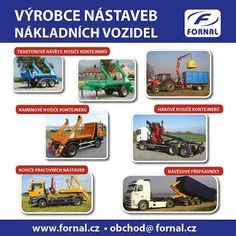 CZECH TRUCKER a magazine for promoting sal of trucks and construction machinery Social Networks, Social Media, Online Advertising, Sale Promotion, Commercial Vehicle, Marketing, Media Campaign