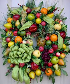 Harvest Wreath www.tablescapesbydesign.com https://www.facebook.com/pages/Tablescapes-By-Design/129811416695