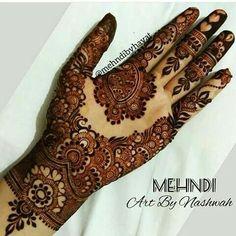 Mehndi Designs For Beginners - Type Design Indian Mehndi Designs, Mehndi Designs For Girls, Stylish Mehndi Designs, Mehndi Design Pictures, Wedding Mehndi Designs, Mehndi Designs For Fingers, Beautiful Henna Designs, Latest Mehndi Designs, Beautiful Mehndi