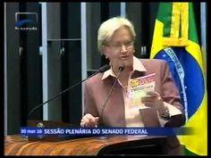 Velha tática petista dos panfletos com mentiras! - Senadora Ana Amélia