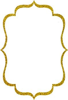 Gold glitter border clipart from Berserk on. 15 Gold glitter border jpg transparent library professional designs for business and education. Clip art is a great way to help illustrate your diagrams and flowcharts. Borders For Paper, Borders And Frames, Unicorn Invitations, Birthday Invitations, Glitter Frame, Gold Glitter, Frame Template, Border Design, Unicorn Birthday Parties