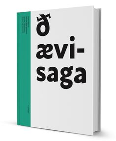 A history of the Icelandic character ð (eth) published by Crymogea.