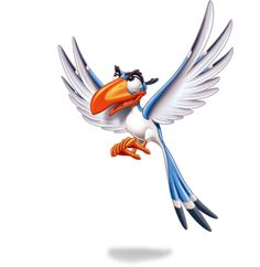 Zazu | The Lion King Characters | Disney.co.uk